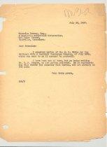 Image of Malone Correspondences 1937 - page 12