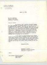 Image of Malone Correspondences 1938 - page 2