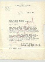 Image of Malone Correspondences 1938 - page 3