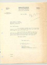 Image of Malone Correspondences 1938 - page 4