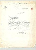 Image of Malone Correspondences 1938 - page 8
