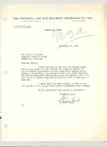 Image of Malone Correspondences 1938 - page 11