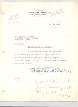 Image of Malone Correspondences 1939 - page 2