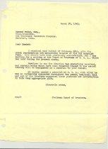 Image of Malone Correspondences 1940 - page 2