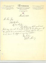 Image of Malone Correspondences 1933 - page 9