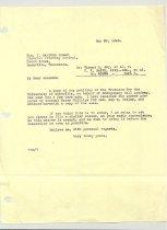 Image of Malone Correspondences 1940 - page 8
