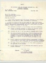 Image of Malone Correspondences 1940 - page 9