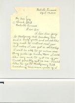 Image of Malone Correspondences 1933 - page 18