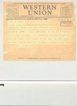 Image of Malone Correspondences 1933 - page 25