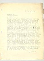 Image of Malone Correspondences 1931 - page 3