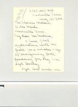 Image of Malone Correspondences 1933 - page 34