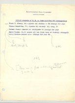 Image of Malone Correspondences 1933 - page 40
