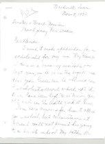 Image of Malone Correspondences 1933 - page 48