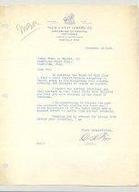 Image of Malone Correspondences 1933 - page 50