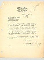 Image of Malone Correspondences 1933 - page 52