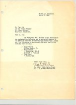 Image of Malone Correspondences 1932- page 3