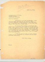 Image of Malone Correspondences 1934 - page 9