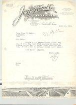 Image of Malone Correspondences 1934 - page 12