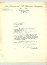 Image of Malone Correspondences 1934 - page 13