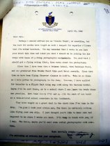 Image of Andrews Apr 22 1942 Thompson letter