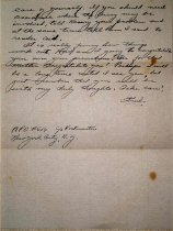 Image of Andrews Nov 5 1942 correspondence - 3