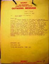 Image of Andrews Dec 6 1942 correspondence