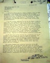 Image of Andrews Jan 22 1943 correspondence - 1