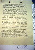 Image of Andrews Jan 22 1943 correspondence - 2