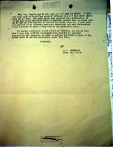 Image of Andrews Jan 22 1943 correspondence - 3