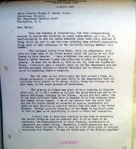 Image of Andrews Mar 3 1943 correspondence - 1