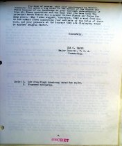 Image of Andrews Mar 3 1943 correspondence - 4