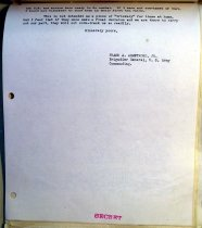 Image of Andrews Mar 3 1943 correspondence - 6