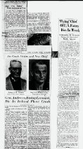 Image of Andrews May 5 1943 death coverage - 1