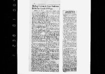 Image of Andrews May 5 1943 death coverage - 4