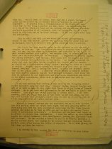Image of Andrews May 6 1943 correspondence - 2