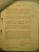 Image of Andrews May 6 1943 correspondence - 3