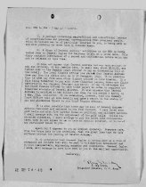 Image of Andrews May 7 1943 correspondence - 2