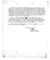 Image of Andrews May 7 1943 correspondence - 4