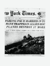 Image of Andrews May 9 1943 NYT crash photo