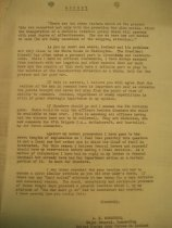 Image of Andrews May 15 1943 Bonesteel correspondence - 2