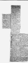 Image of Andrews May 1943 paper obit - 2