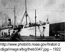 Image of Andrews troop ship - Sherman