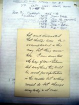 Image of Andrews Oct 19 1908 correspondence - 4