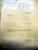 Image of Andrews Oct 28 1908 correspondence - 1