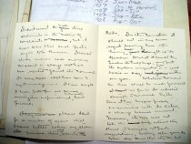 Image of Andrews Oct 28 1908 correspondence - 3