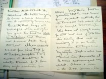 Image of Andrews May 26 1909 correspondence - 2