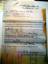Image of Andrews Jan 30 1914 correspondence