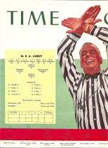 Image of Football Program-MBA vs. Springfield