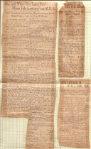 Image of MBA Basketball Newspaper articles, circa 1923