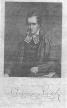 Image of Photograph of Philip Lindsley